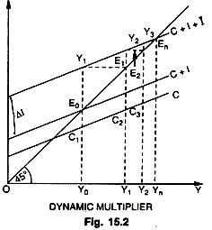 Dynamic Multiplier